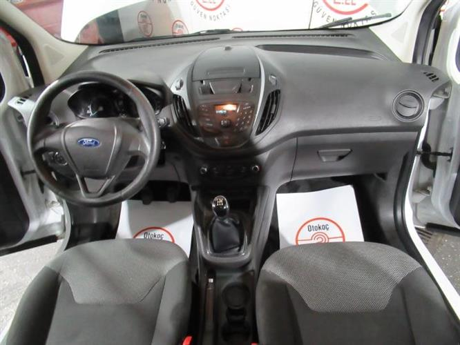 ford tourneo courier journey 1.6 tdci m1 trend